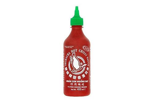 Thai sriracha hot chilli sauce 455ml by Flying Goose