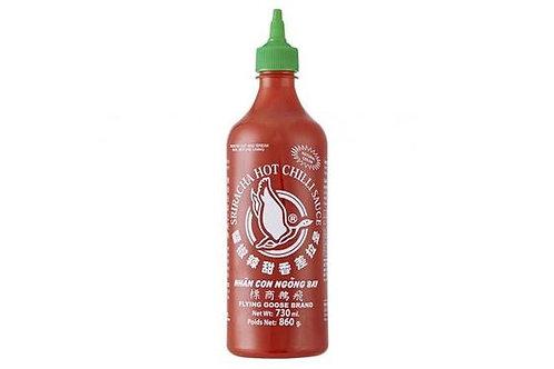 Thai sriracha hot chilli sauce 730ml by Flying Goose