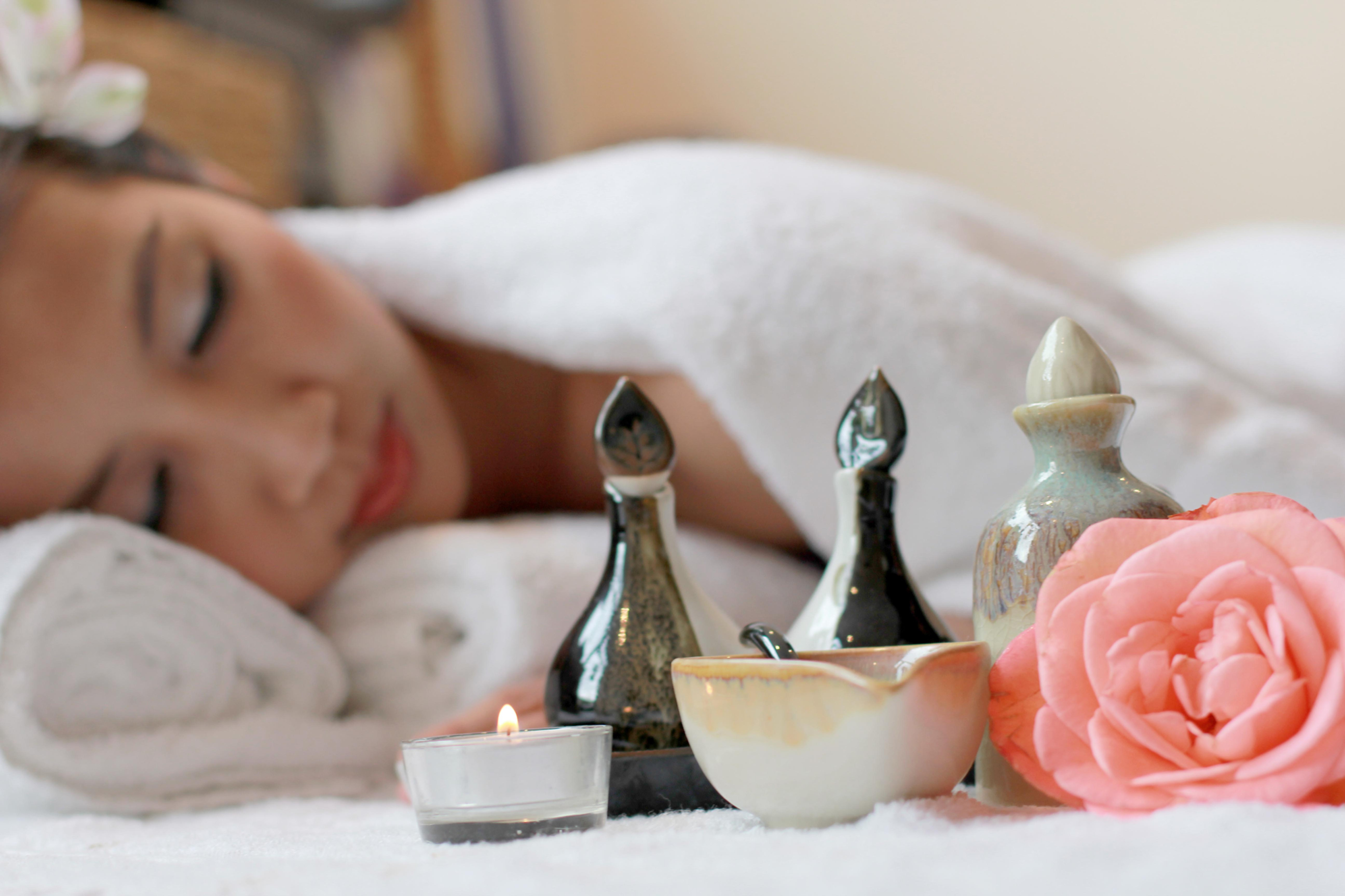 Aromatherapy - 30 Min