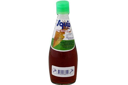 Thai fish sauce (300ml smaller bottle) by Squid