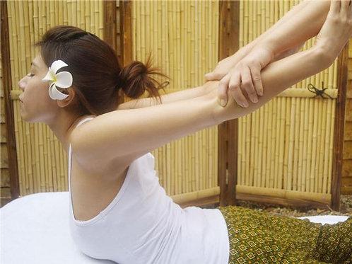 Thai massage  30 Minutes