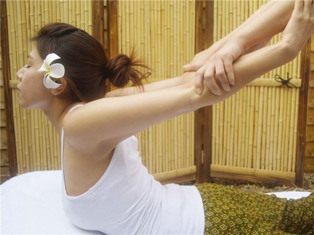 Thai Massage  30 Min