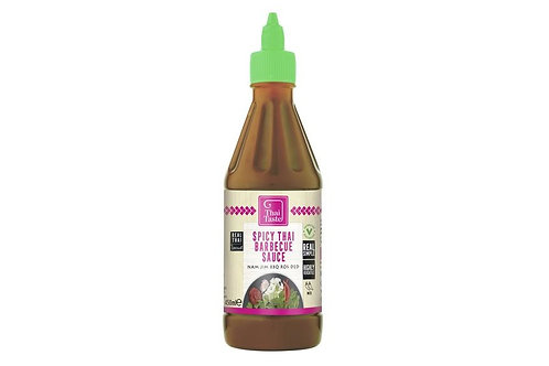 Spicy Thai (BBQ) Barbecue Sauce (squeezy bottle) 450ml by Thai Taste
