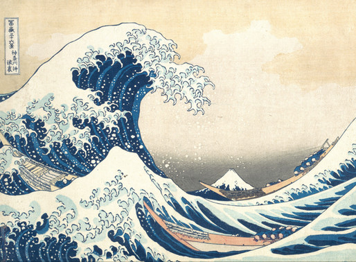 'The Great Wave'