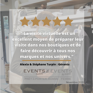 AVIS CLIENT Groupe Events