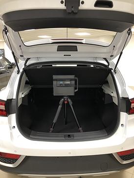 Visite virtuelle MG Motor Paris TAS3D.HE
