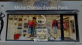 visite virtuelle 3D Matterport - Micha.p