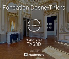 Visite Virtuelle Fondation Dosne Thiers.