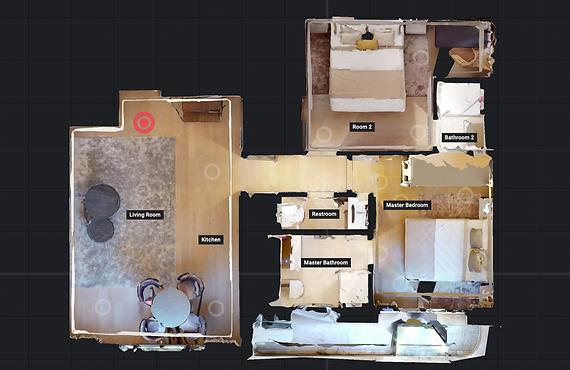 Visite Virtuelle Appartement Icon property