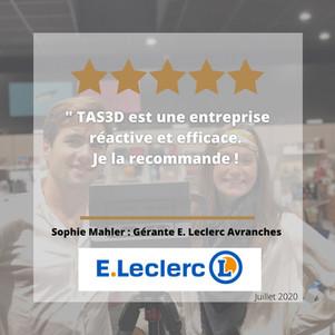 Avis Client Espace Culturel E.Leclerc Avranches