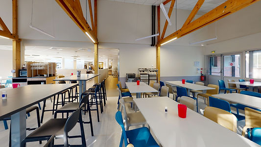 Groupe-Scolaire-Sophie-BARAT-Dining-Room