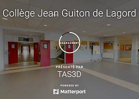Visite virtuelle College Jean Guiton de