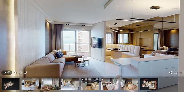 Visite virtuelle appartement Icon Property TAS3D