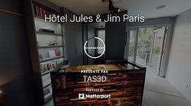 visite virtuelle 3D Matterport - Hotel J