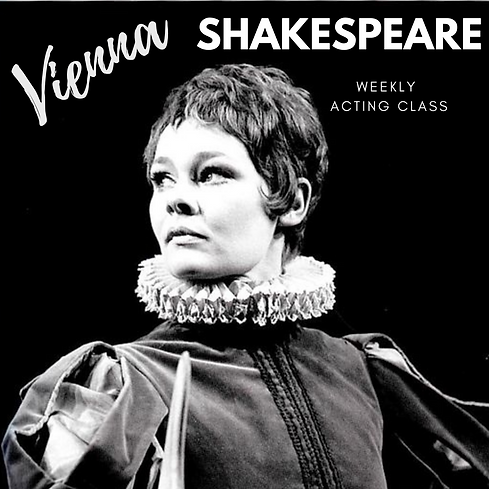 Vienna Shakespeare Performance Workshops in English