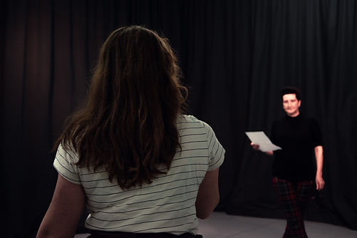 Catrina Poor - Acting Coach - Actor Training in Vienna