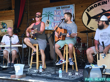 The 6th Annual Key West Musicians Festival