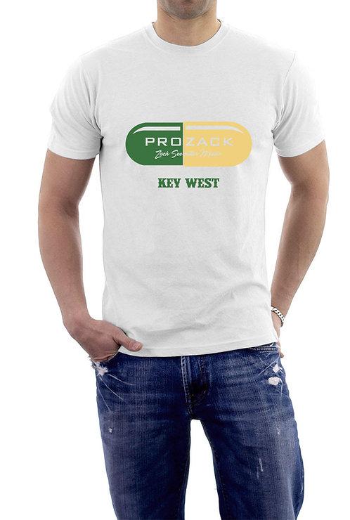 """""""Pro Zack"""" T-Shirt - White"""
