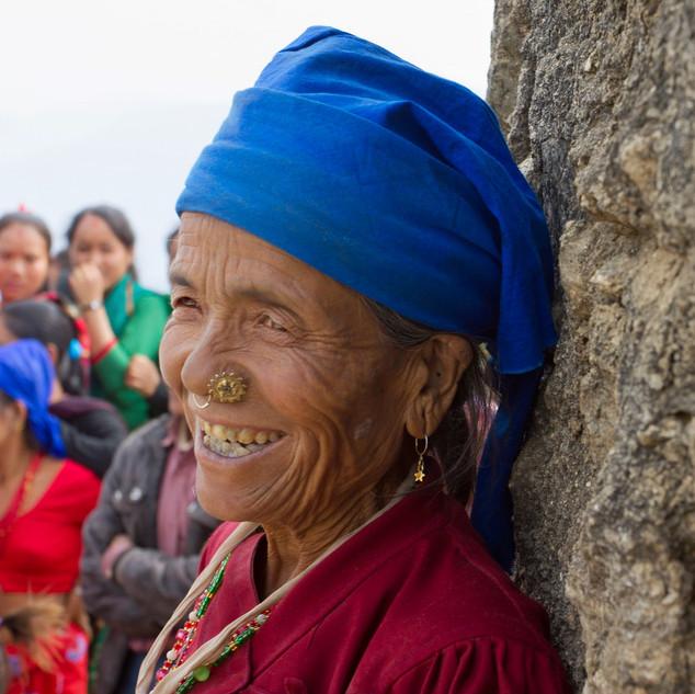 Kumari Woman