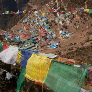 Namchi Bazar, Nepal