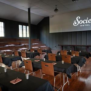 Society Hotel, Bingen - GYM