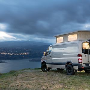 Outside Van Deliverable #1