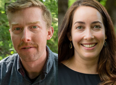 New Faces at Story Gorge!