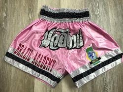 Womens Muay Thai Shorts