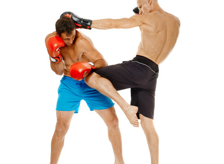 MMA -- Does Diet Play A Role?