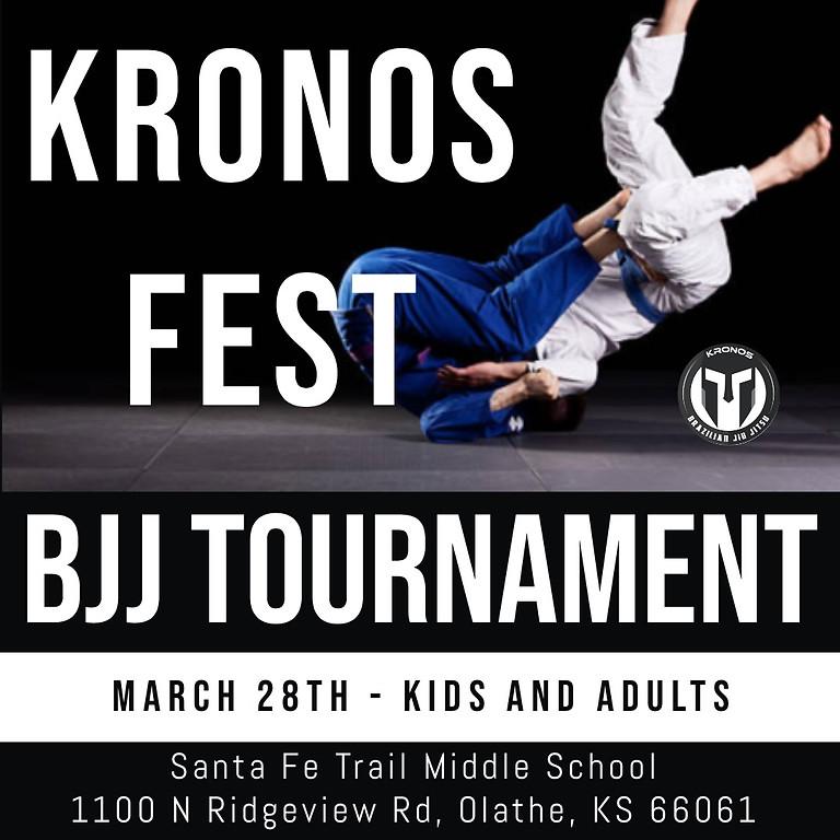 KronosFest 2020-- Postponed