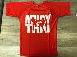 Muay Thai Shirts