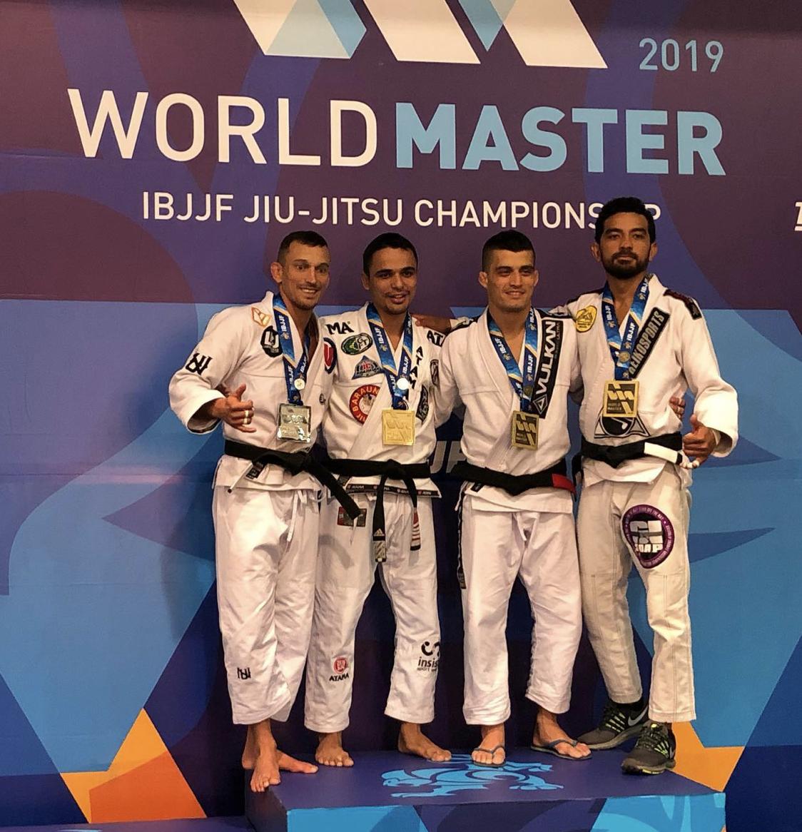World Master 2019
