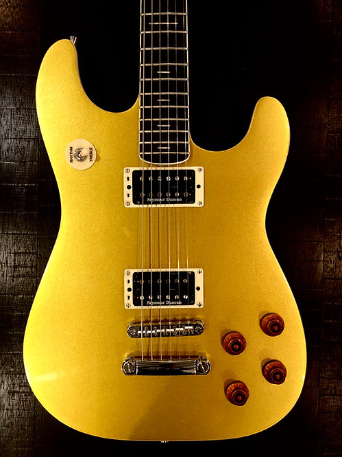 Goldtop Longhorn Flat Top