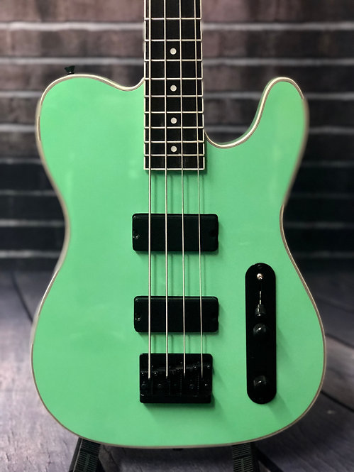 Birdsong Designed T-Bass - Sea Foam Green