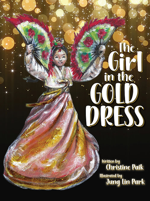 Signed Copy - The Girl in the Gold Dress - Hardcover