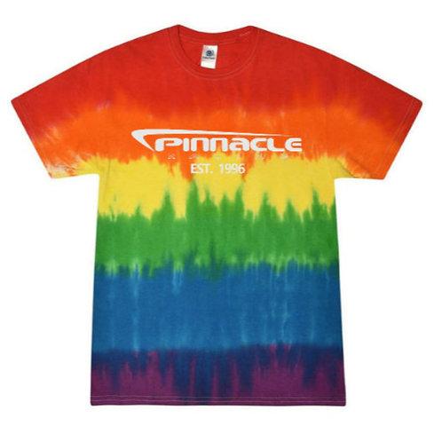 Pinnacle Logo Tie-Die