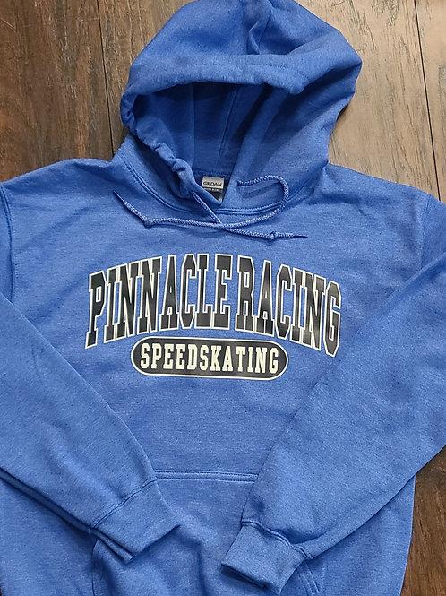 Hoodie, speedskating design