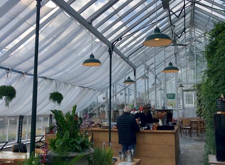 The Nursery at Miserden Garden Cafe, New Menu