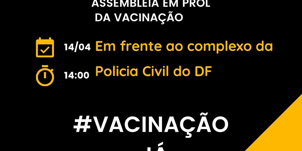 Assembleia Geral em Prol da Vacinação