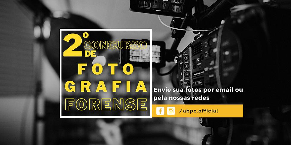 2° Concurso de Fotografia Forense