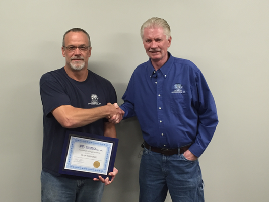 Maintenance and Service Work Recognition