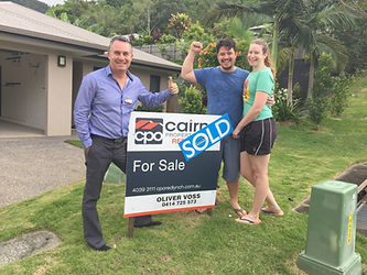 Oliver Voss Redlynch Real Estate Agent sells 31 Willoughby Cl, Redlynch