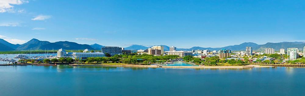 Suburb hotspots in Cairns