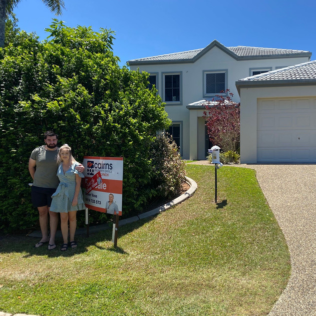 14 Kipling Street Brinsmead sold by Oliver Voss from Cairns Property Office Redlynch