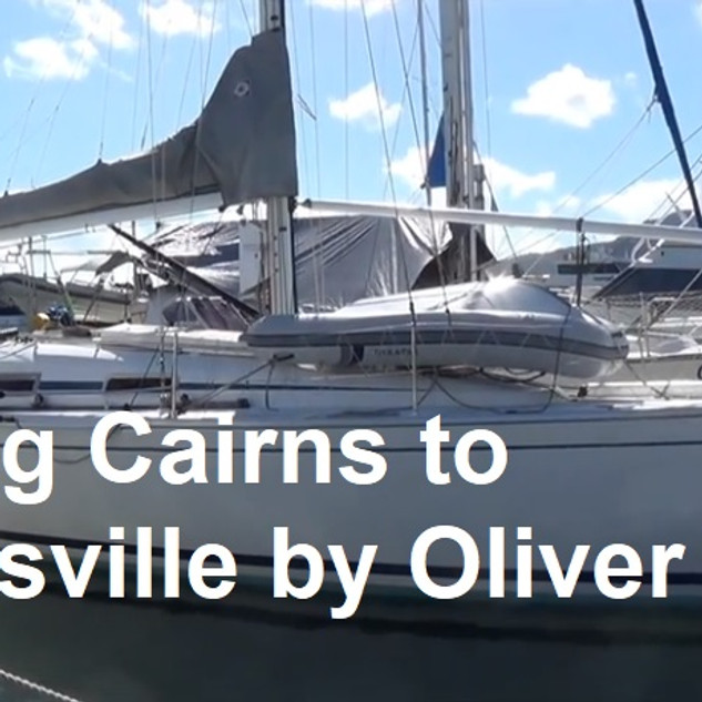 Sailing from Cairns To Townsville