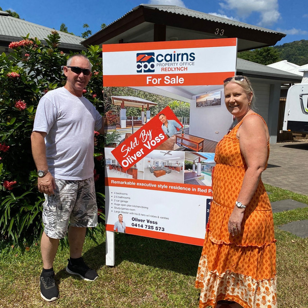 33 Red Peak Boulevard Caravonica sold by Oliver Voss from Cairns Property Office Redlynch