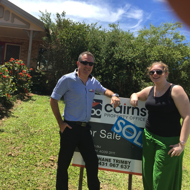 Bentley Park property sold by Oliver Voss
