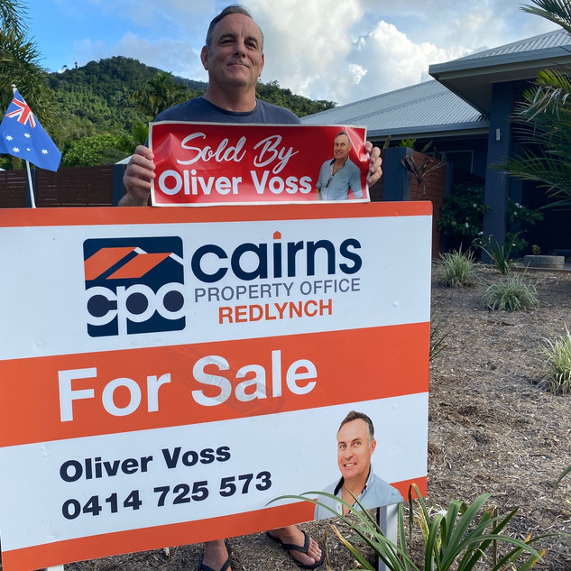 Kippin Close sold by Oliver Voss from Cairns Property Office