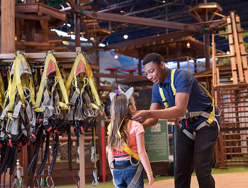 Great Wolf Lodge Interviews