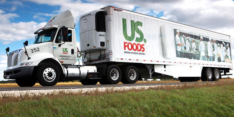 US Foods Hiring Event